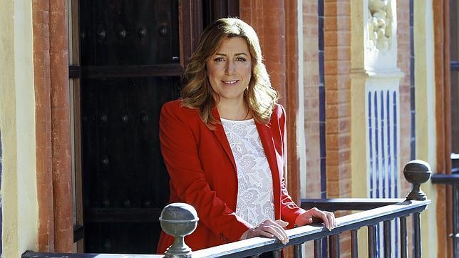 Susana Díaz: «El PSOE debe reencontrarse y ser más atractivo para los ciudadanos»