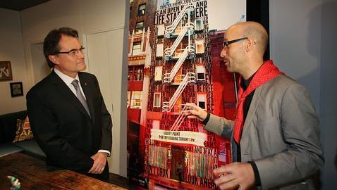 El Gobierno de Artur Mas abre «embajada» en Washington