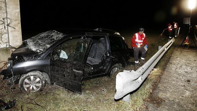Mínimo histórico de muertos en accidentes de tráfico