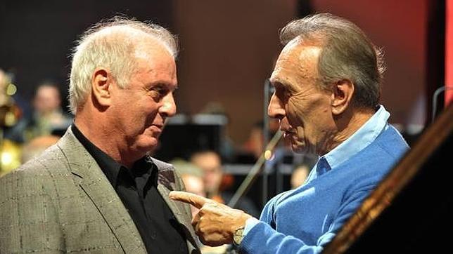 Barenboim: «Con Claudio Abbado perdemos a uno de los grandes músicos de los últimos 50 años»