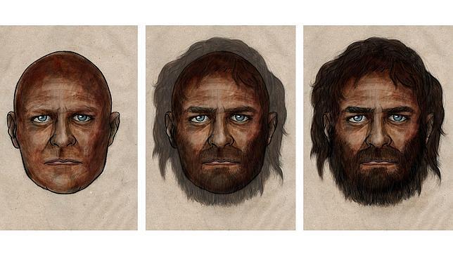 Así es el hombre de La Braña: un leonés de piel oscura y ojos azules