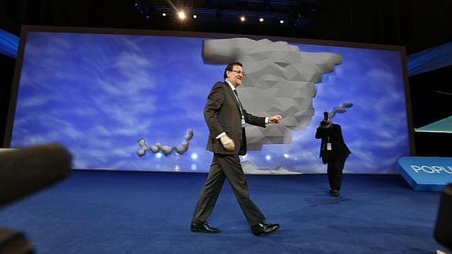 El mensaje de Fraga a Rajoy: «Preservar la unidad de España y el PP por encima de todo»