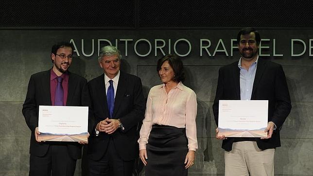 Enigmedia obtiene el primer Premio de la Fundación Roque Bergareche Mendoza