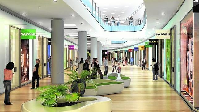 El centro comercial fantasma de la M-40 resucita