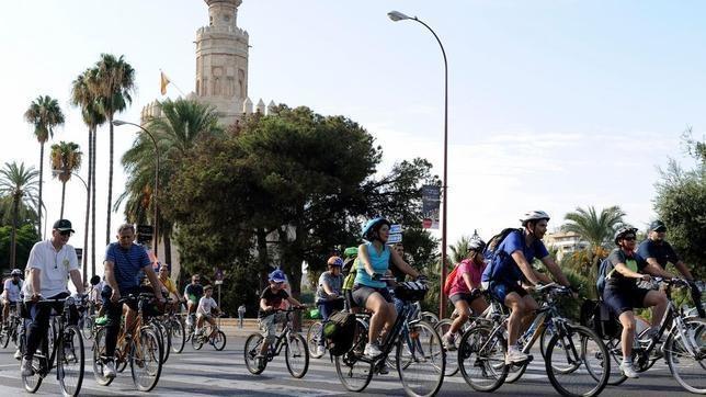 Las «bicis» sí son para las ciudades