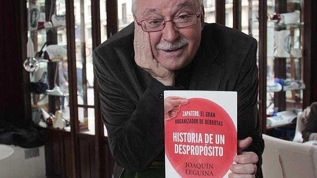«Historia de un éxito de ventas»: Leguina arrasa con su libro contra Zapatero