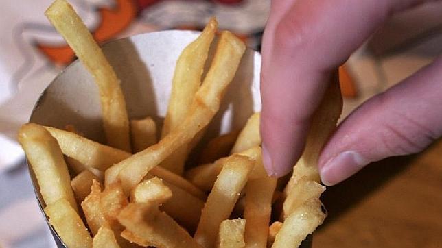 Cómo hacer unas verdaderas patatas fritas en casa