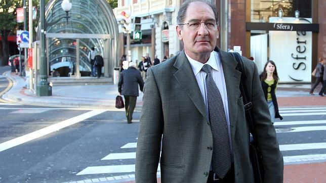 El mediador internacionalBrian Currin. Archivo