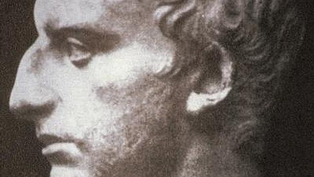 Supuesto retrato romano de Flavio Josefo.
