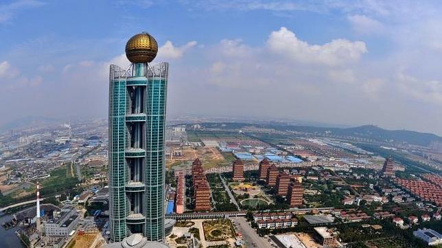 Huaxi, la ciudad china en la que solo viven millonarios