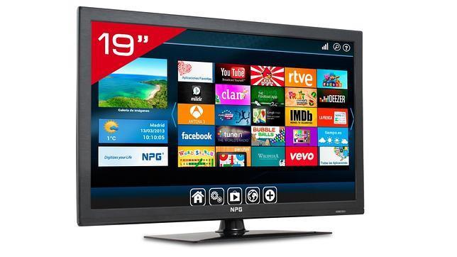 Ventajas de tener un «Smart TV»