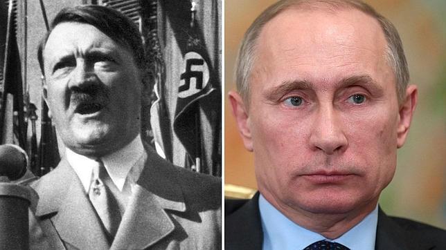 Hitler y Putin, dos líderes unidos por la Historia