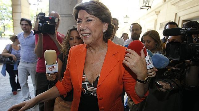 Magdalena Álvarez: de lady Aviaco a Ms. ERE