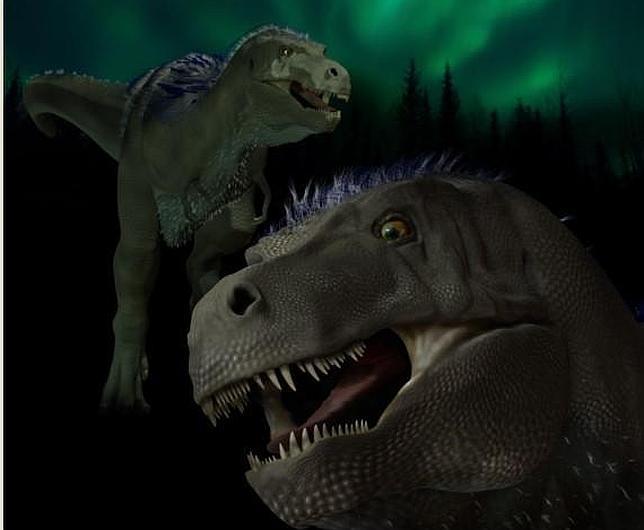 El primo pigmeo del Tiranosaurio rex