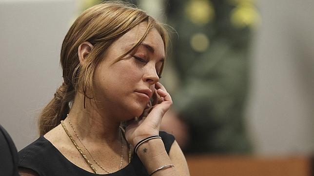 Sale a la luz la lista de amantes de Lindsay Lohan que ella misma elaboró