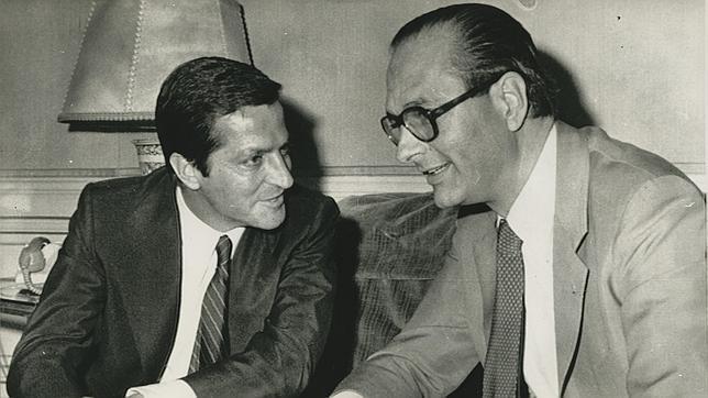 Adolfo Suárez y la búsqueda de un papel para España en el mundo