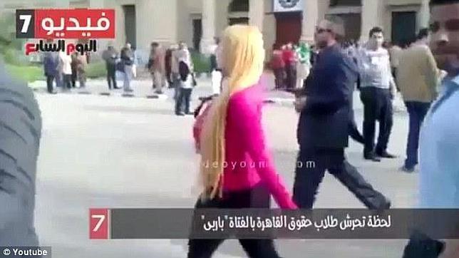 """Agresiones sexuales en Egipto: cuando la víctima es la """"culpable"""""""