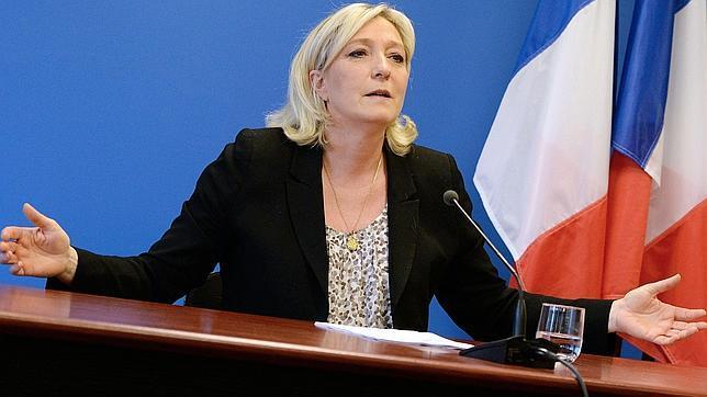 Marine Le Pen, líder del primer partido obrero francés