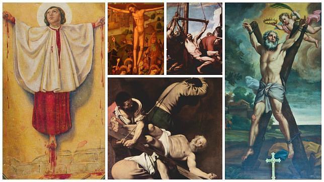 La muerte en la cruz, más allá de Jesús