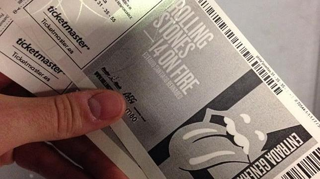 La venta de entradas para el concierto de los Rolling Stones en Madrid, colapsada