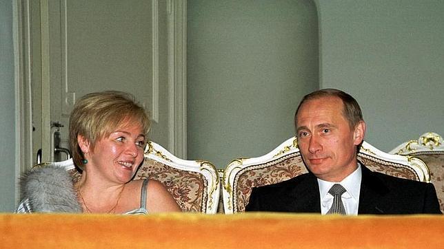 Termina el proceso de divorcio de Vladimir Putin