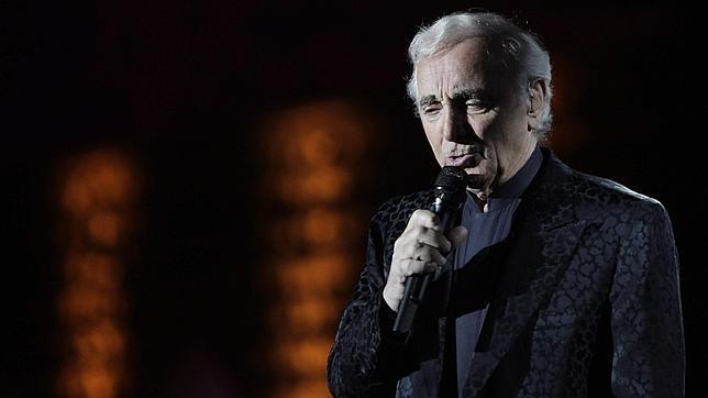 Charles Aznavour ofrecerá un recital antológico en Barcelona el 26 de junio