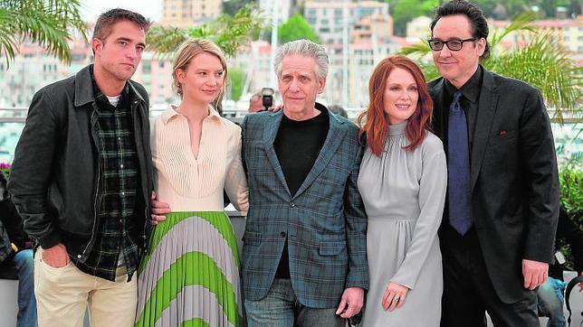 Cronenberg derrama un vaso de ácido en su mapa de las estrellas de Hollywood