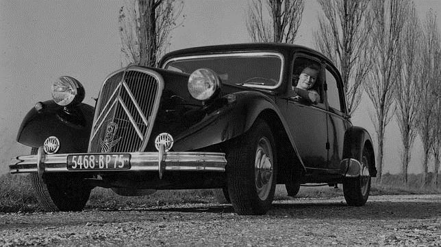 El Traction Avant también contaba con sistema de frenos hidráulico.
