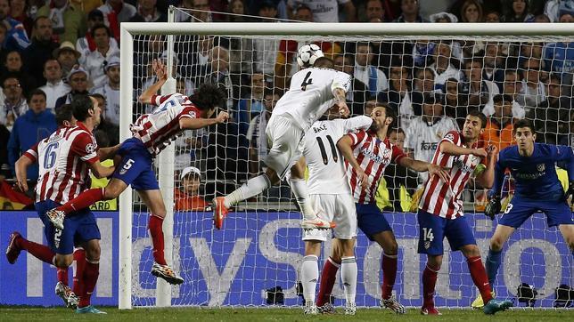 Ramos da vida al Madrid