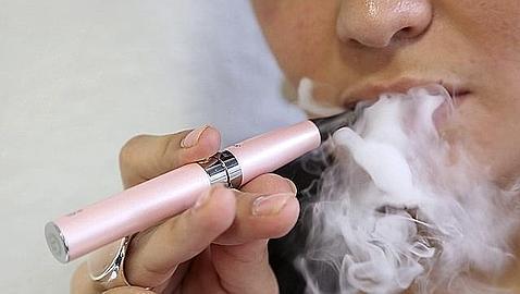 Los e-cigarrillos no son una alternativa saludable al tabaco