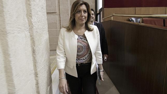 El PSOE aguarda la decisión de Susana Díaz