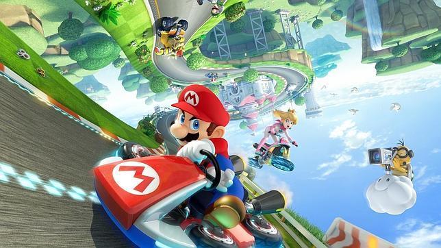 «Mario Kart 8»: carreras de combates de coches