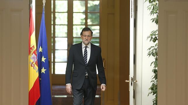 El anuncio de Rajoy sobre la renuncia del Rey al trono, en diez frases