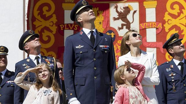 La nueva posición de Leonor como Princesa de Asturias