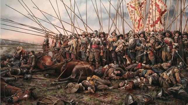 El regimiento más antiguo de Europa empezó siendo un tercio español y combatió contra Napoleón