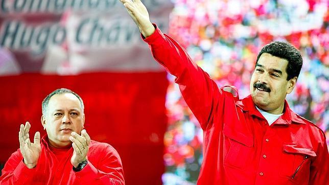 Cabello acusa a la oposición de intentar un «golpe de Estado» y asegura que Maduro «no va a renunciar»