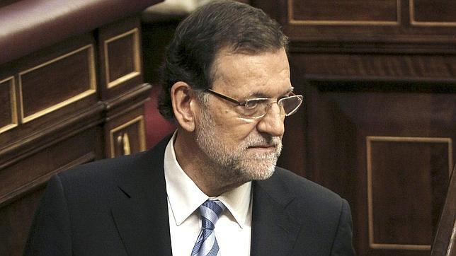 Rajoy: «Sería necesario estar ciego para no reconocer los méritos del Rey»