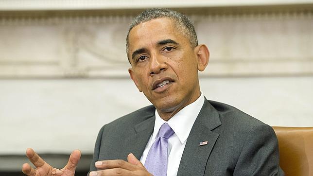 Obama: «No vamos a enviar tropas estadounidenses a Irak»