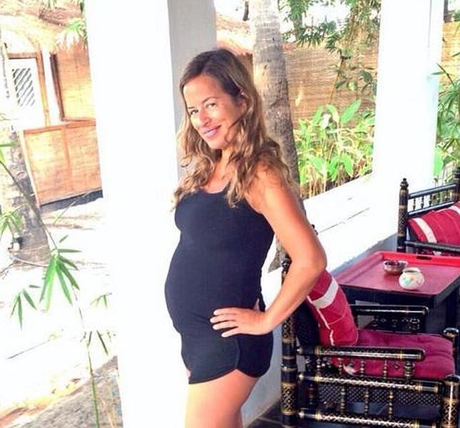La hija de Mick Jagger, Jade Jagger, anunció por Twitter su embarazo