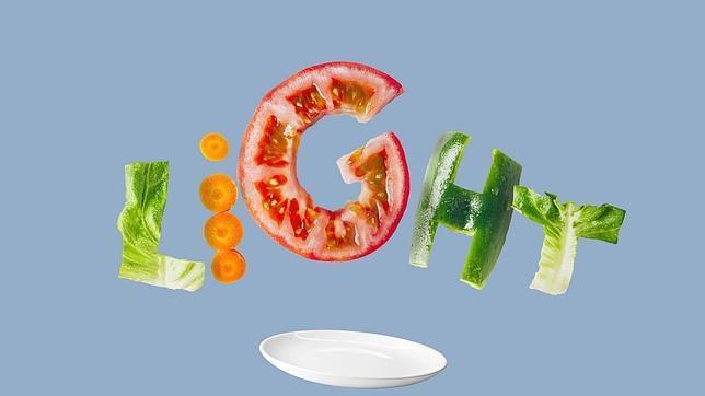 Las calorías que contienen los alimentos «light»