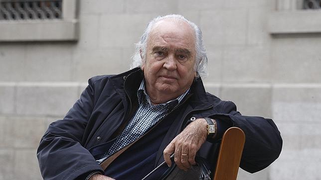 Antón García Abril, en una imagen de archivo