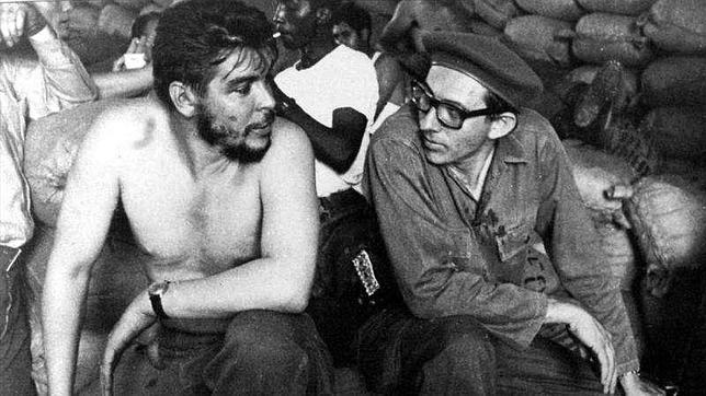 Un hombre del Che Guevara asesora a Nicolás Maduro