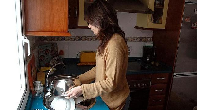 Más bacterias en la bayeta de la cocina que en el botón del inodoro