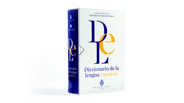 La 23 edición del Diccionario de la lengua española