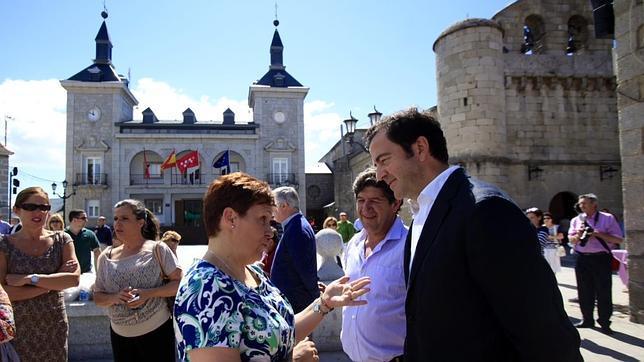 La Comunidad rehabilita el Ayuntamiento y el entorno de la plaza de Alpedrete
