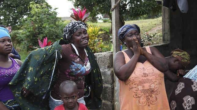 Liberia declara el estado de emergencia para combatir el brote de ébola
