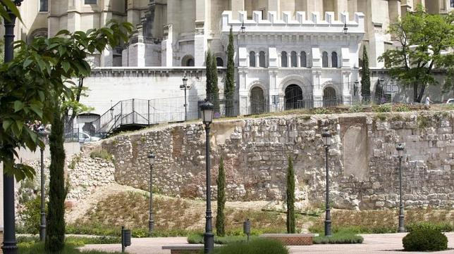 Muralla árabe de Madrid, quizá la construcción más antigua de la capital