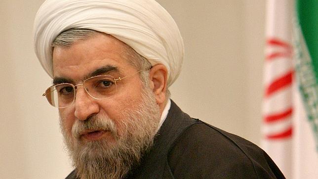 El presidente de Irán, Hasán Rohaní, niega que esté «colaborando o coordinando con EEUU» en su lucha contra el EI