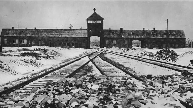 El campo de concentración de Auschwitz fue uno de los muchos en los que Hitler puso en marcha su «solución final»