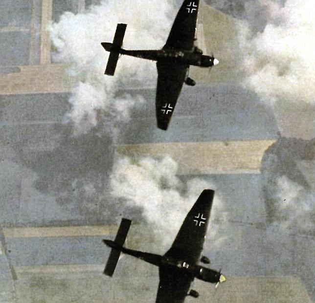 Junker Ju 87 Stuka